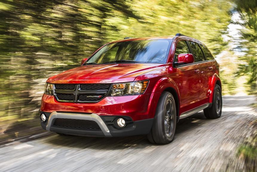 Dodge Journey отправлен в отставку вслед за минивэном Grand Caravan