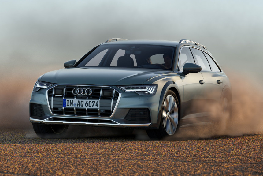Новый Audi A6 Allroad выходит на российский рынок