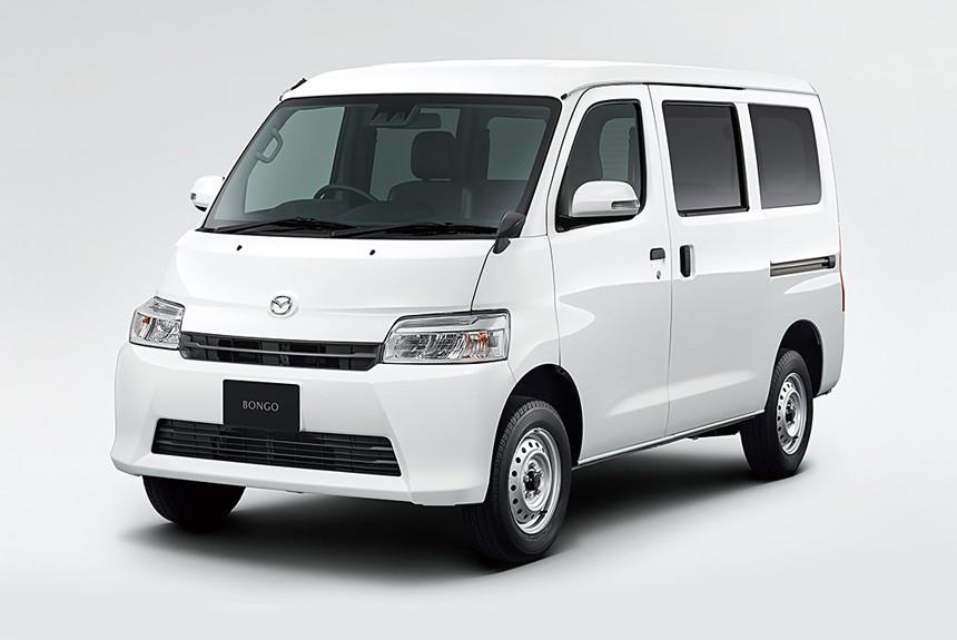 Новая Mazda Bongo оказалась клоном Тойоты