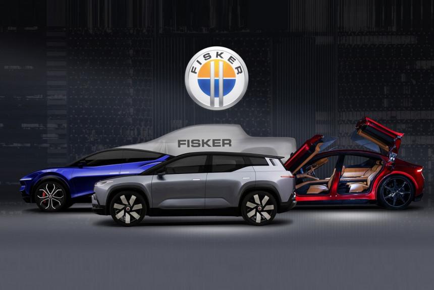 Fisker представит три новых электромобиля к 2025 году