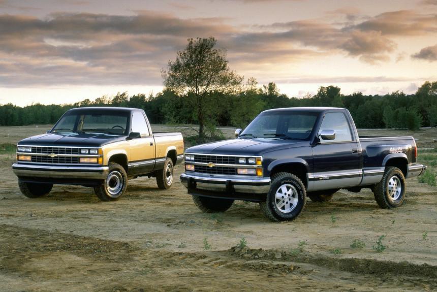 Article 170614 860 575 - GM представил замену мотора для старых пикапов, внедорожников и фургонов