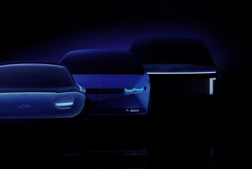 Ioniq стал новым суббрендом для электромобилей Hyundai