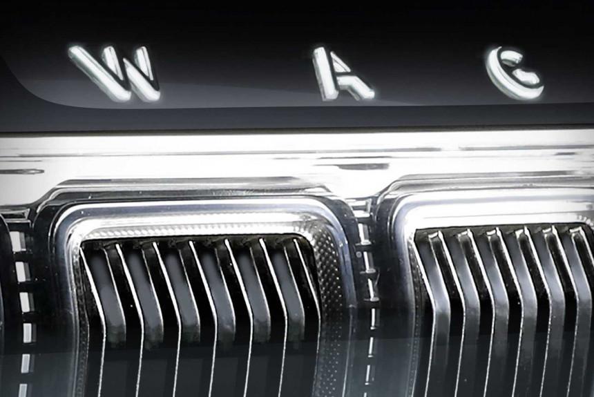 Роскошный Jeep Grand Wagoneer покажут в сентябре