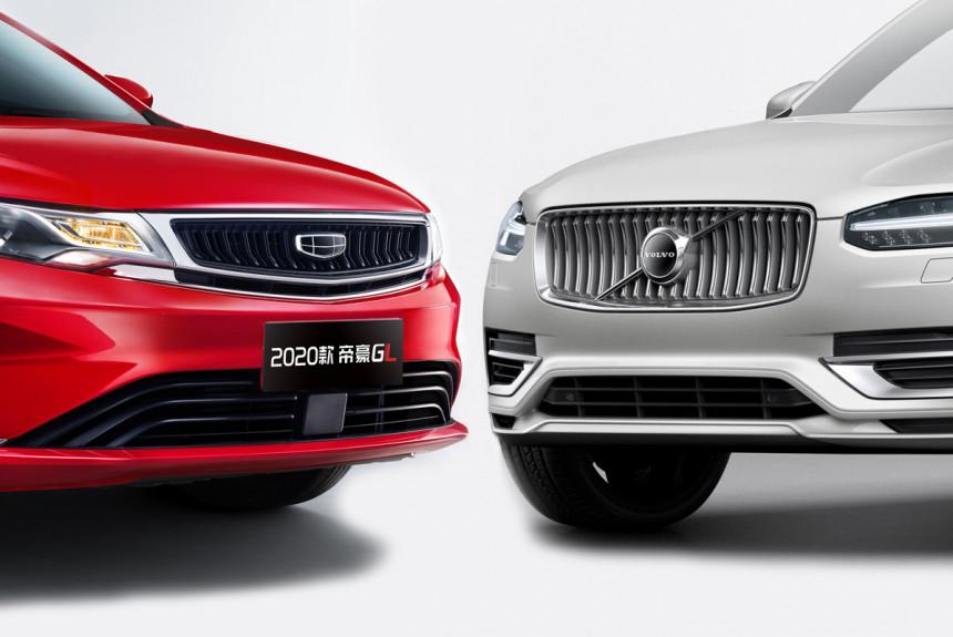 Geely и Volvo: итоги десяти совместных лет