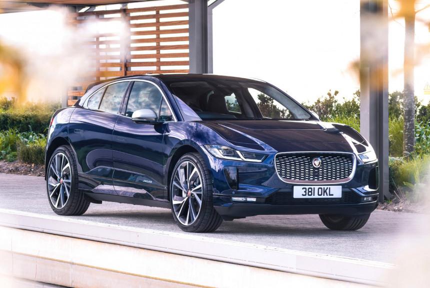 У электромобиля Jaguar I-Pace появилась младшая версия