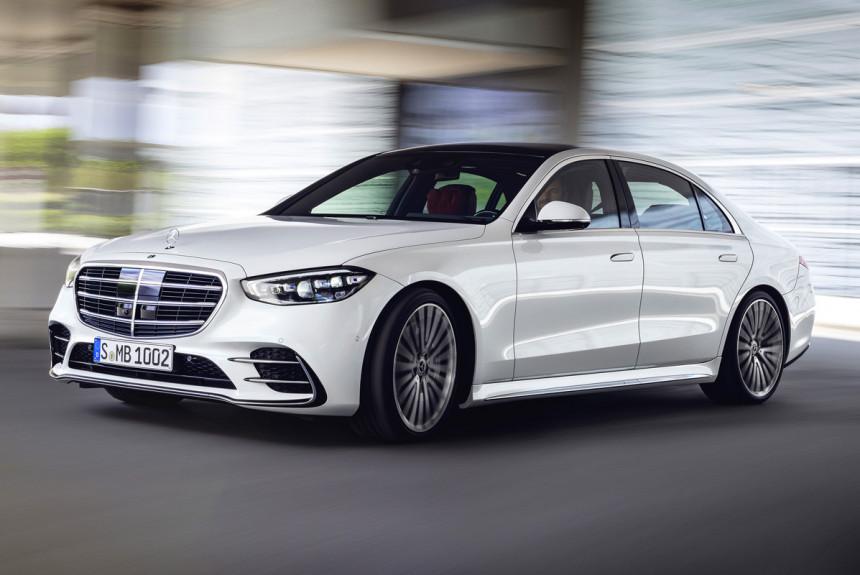 Article 170766 860 575 - Новый Mercedes-Benz S-класса: интерьерная революция