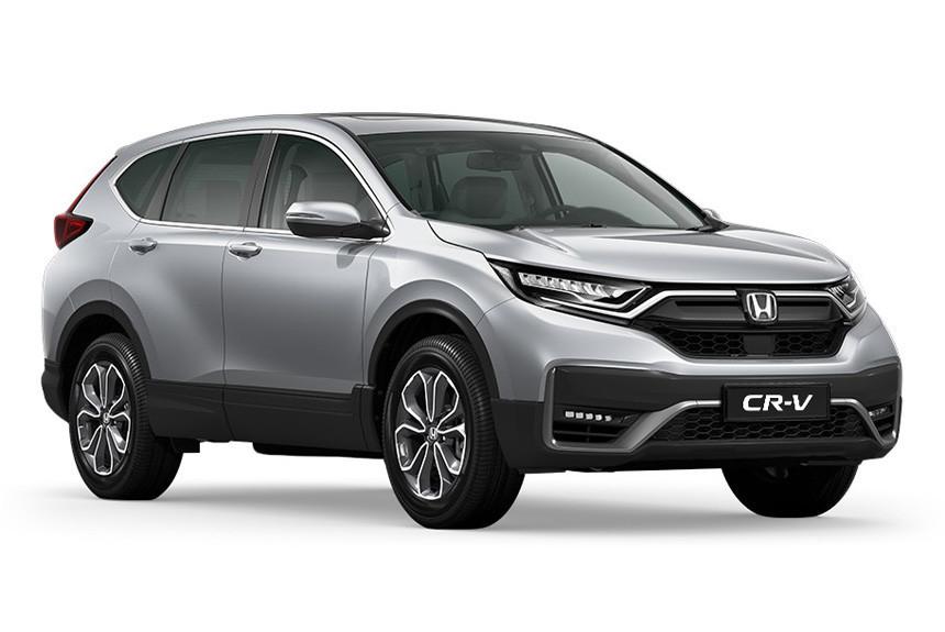Обновленная Honda CR-V скоро появится в России