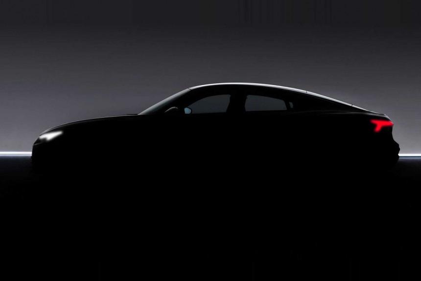 Серийный Audi e-tron GT готовится к премьере вместе с RS-версией