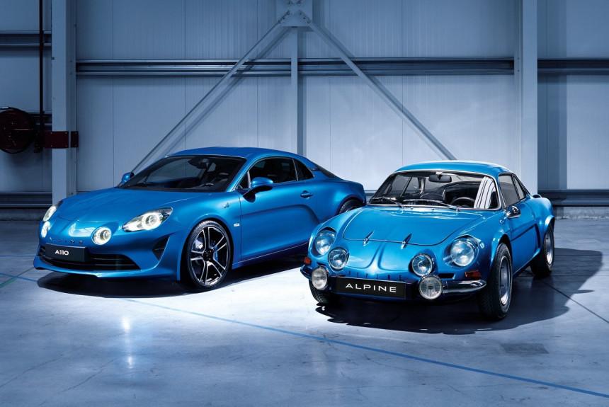 Марка Alpine будет жить и превратится в «мини-Ferrari»