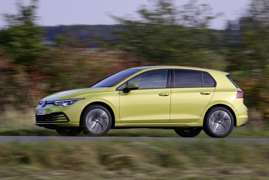 Новый Volkswagen Golf TGI: метановая версия