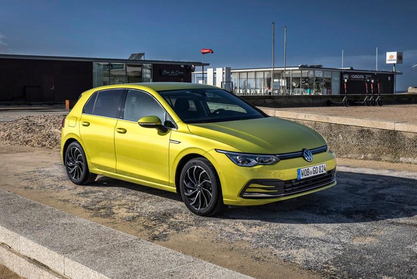 «Восьмой» Volkswagen Golf: две версии для России