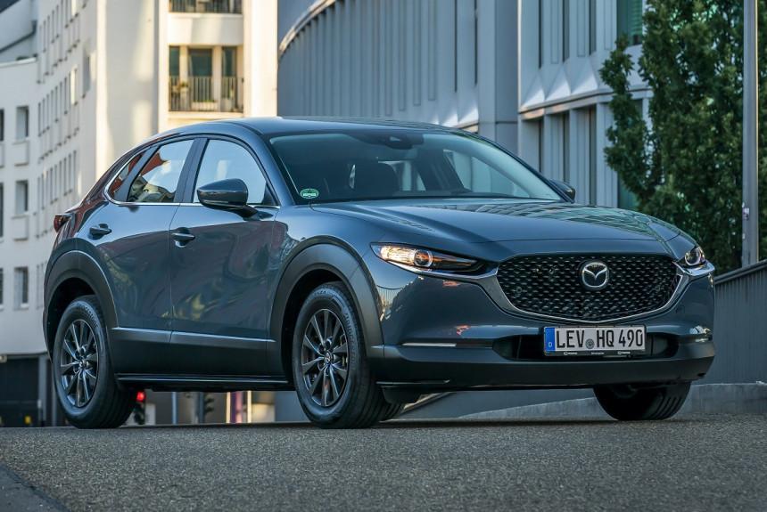 Mazda назвала российские цены накроссовер CX-30— 1К
