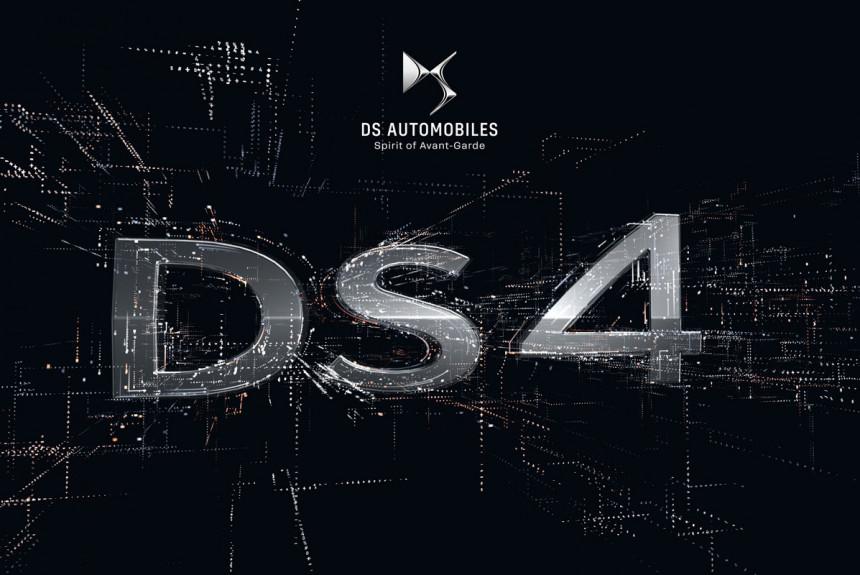 Новый хэтчбек DS 4: первые подробности