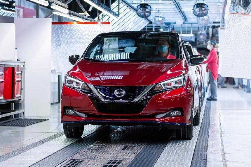 Япония запретит продажи бензиновых и дизельных машин к 2035 году