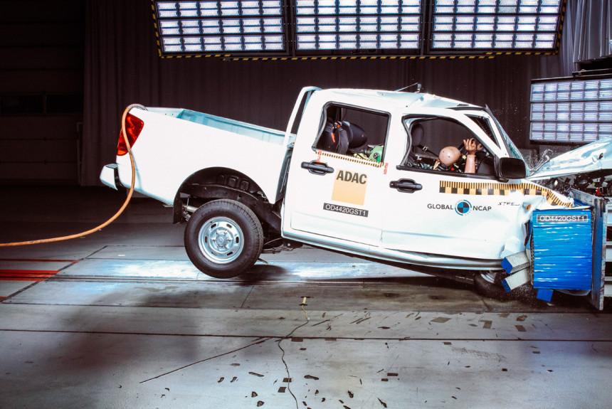Краш-тесты Global NCAP: кто заработал баранку?