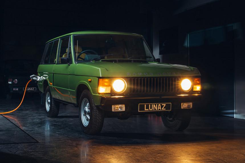 Article 171312 860 575 - Lunaz превратит классический Range Rover в электромобиль