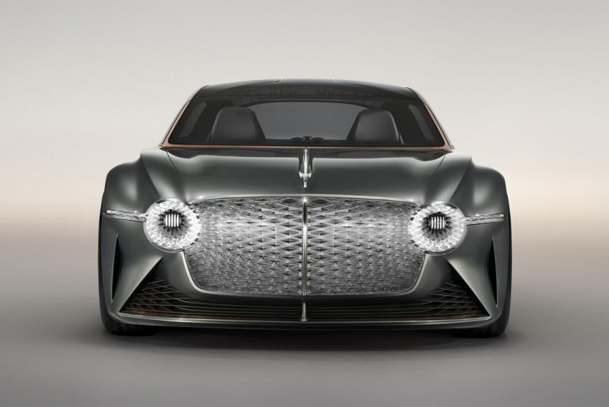 Article 171318 860 575 - Первые электромобили Bentley будут неформатными