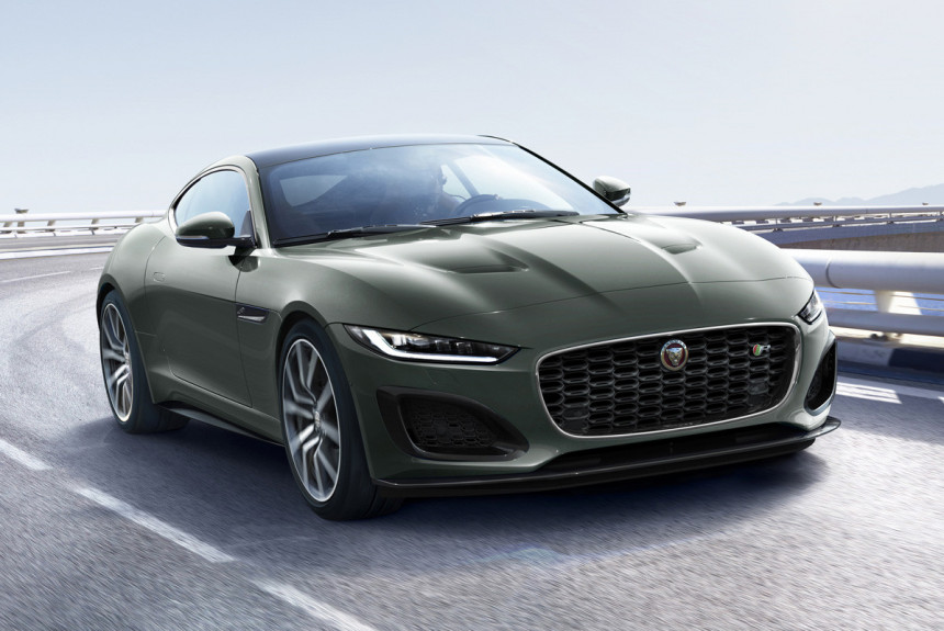 Article 171323 860 575 - Jaguar F-Type Heritage 60 отметит юбилей модели E-Type