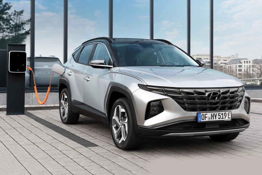 Article 171334 860 575 - Новый Hyundai Tucson стал мощным гибридом