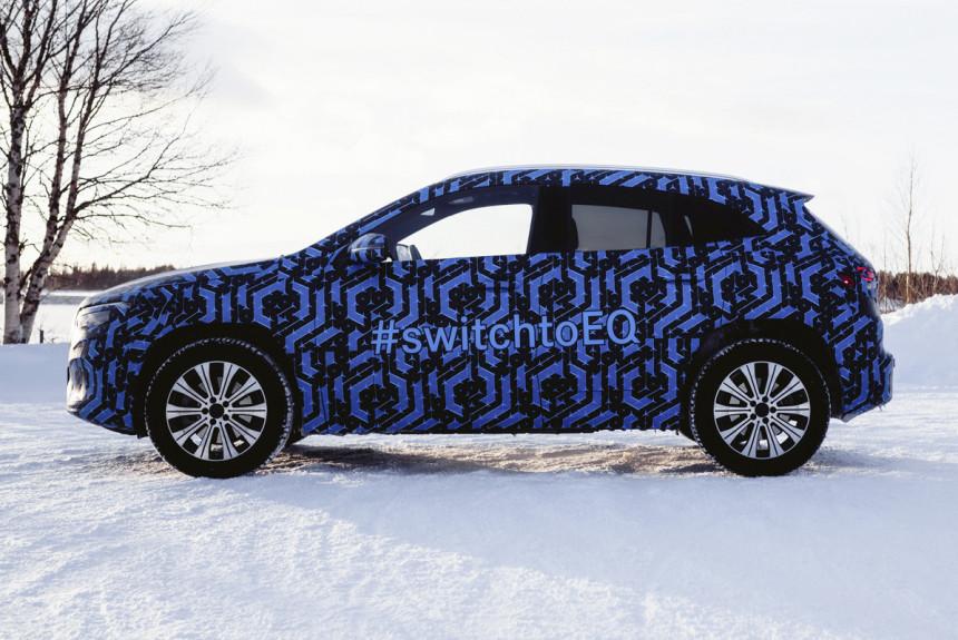 Article 171354 860 575 - Электромобили Mercedes: что, где, когда?