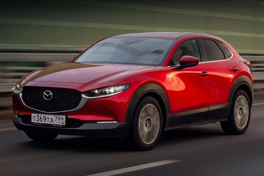 Article 171355 860 575 - Mazda CX-30 российской сборки: полный прайс-лист