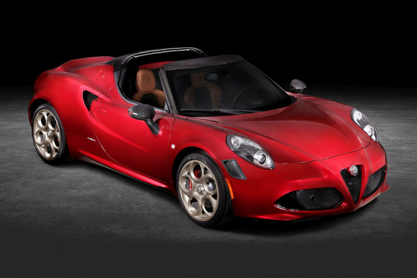 Спецверсия Alfa Romeo 4C ознаменовала прощание со спорткарами