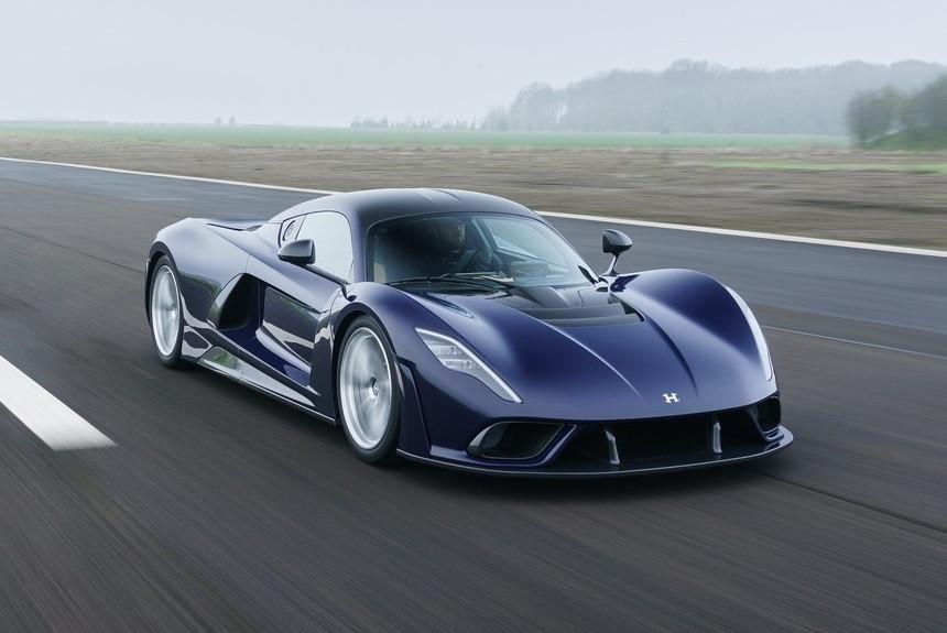 Рекордный гиперкар Hennessey Venom F5: серийная версия