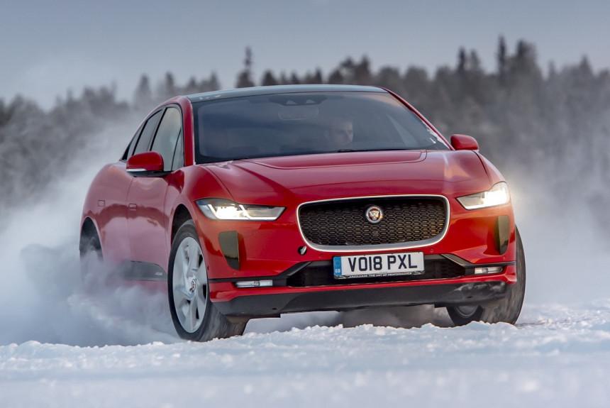 Article 171402 860 575 - Модернизированный Jaguar I-Pace: цены в России