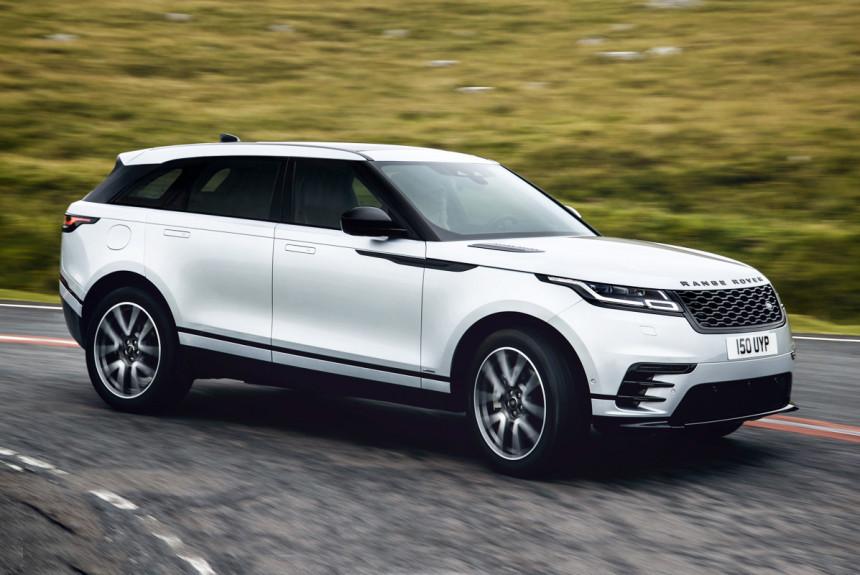 Article 171406 860 575 - Обновленный Range Rover Velar: цены в России