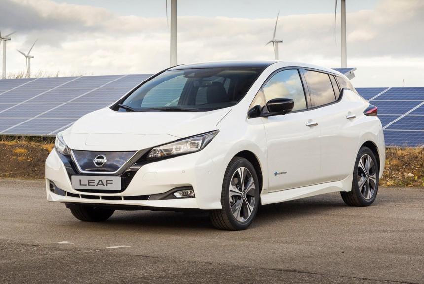 Продажи электромобилей в России выросли на 72%