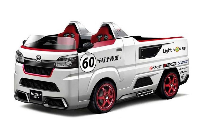 Article 171445 860 575 - Daihatsu покажет пять концепт-каров на тюнинг-шоу в Токио