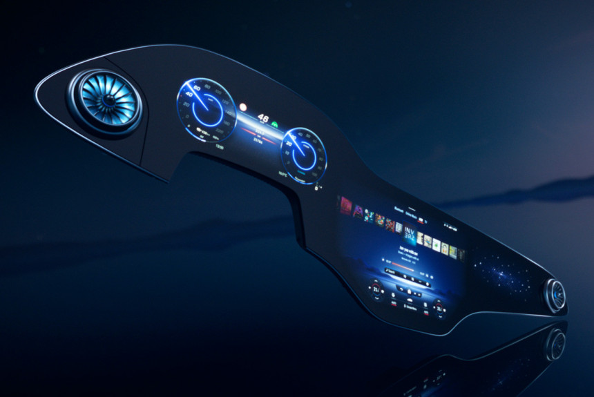 Article 171471 860 575 - Электромобиль Mercedes EQS будет иметь Hyperscreen