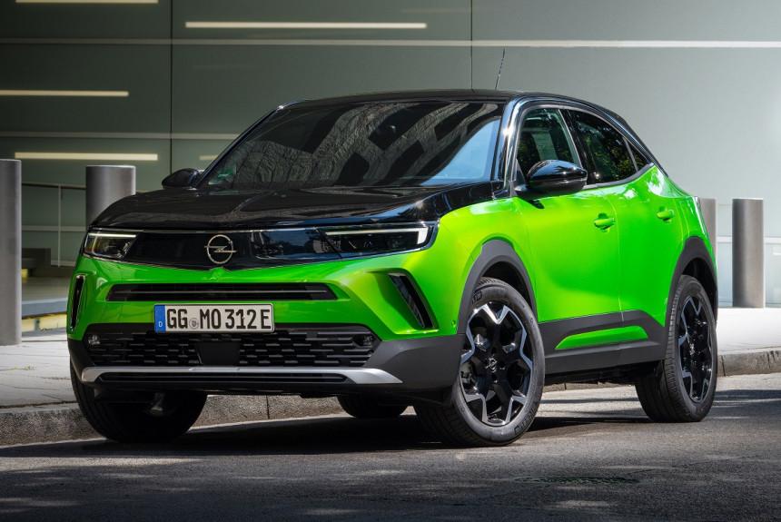 Opel возродит «горячие» версии OPC для электромобилей