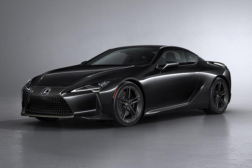 Article 171495 860 575 - Lexus LC 500 Inspiration Series: спецверсия для Америки