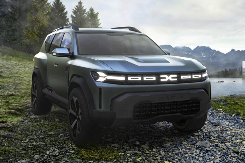 Кроссовер Dacia Bigster: будущая «Нива Плюс»?