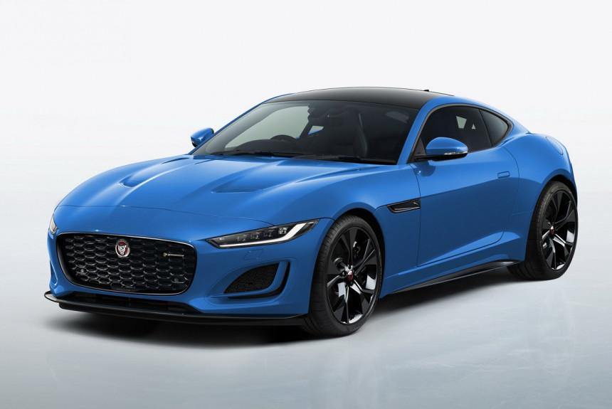 Jaguar F-Type обзавелся версией Reims Edition вслед за седаном XE