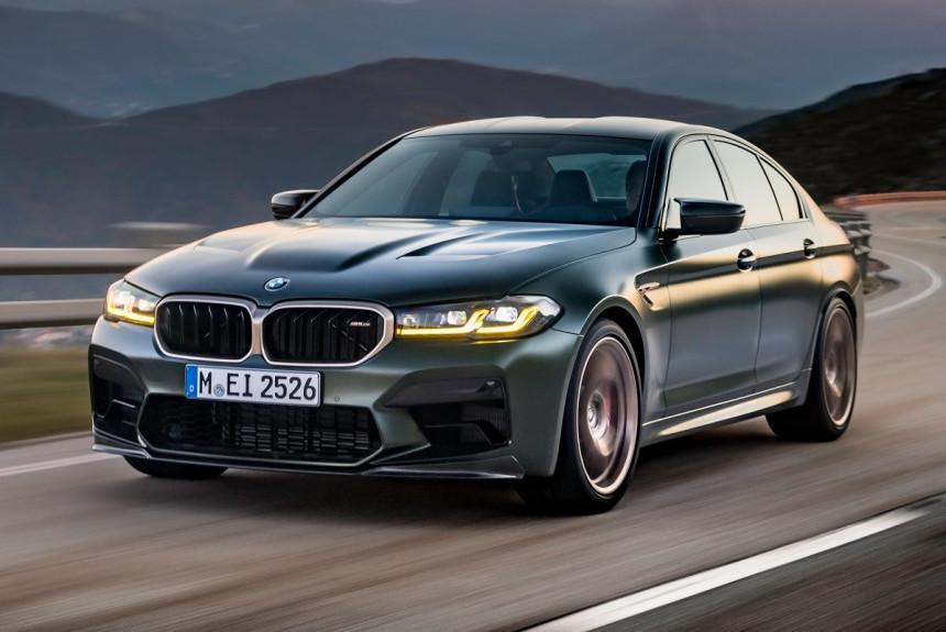 Article 171577 860 575 - BMW M5 CS: самая мощная M-модель в истории марки