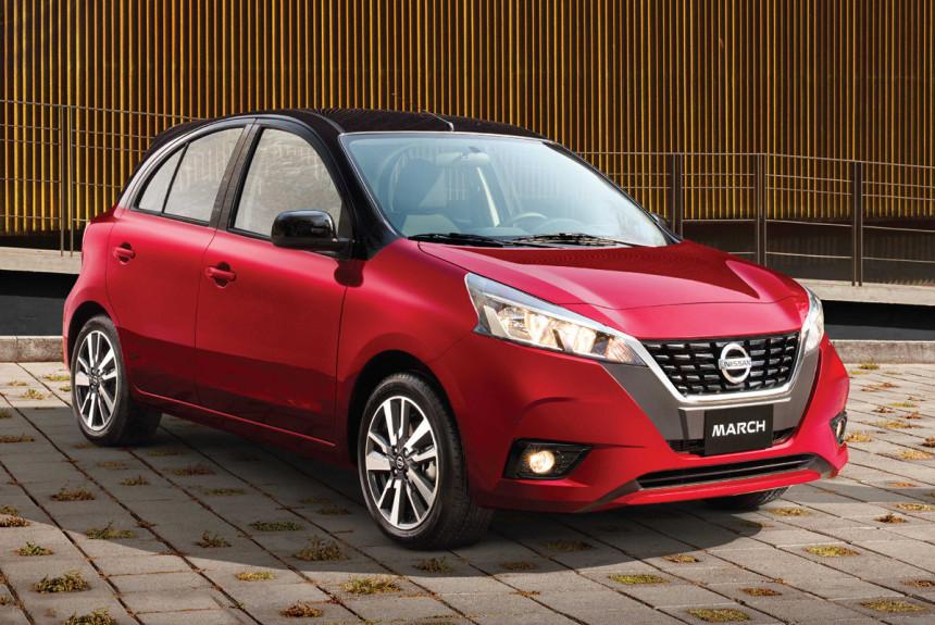 Обновленный Nissan March: другая жизнь старой Микры