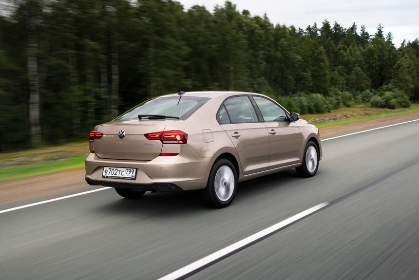 На подходе футбольная спецверсия лифтбека Volkswagen Polo
