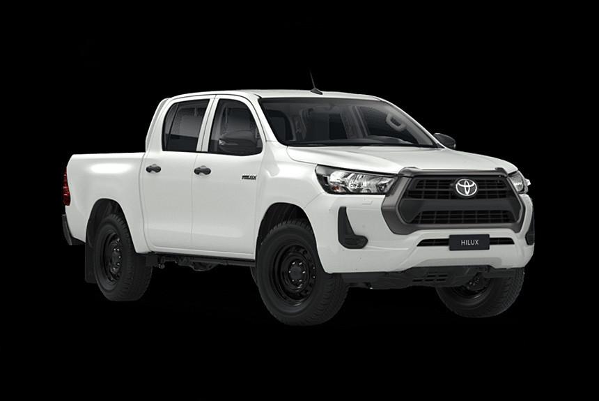 Toyota Hilux в России: «раздетая» версия с бензиновым мотором