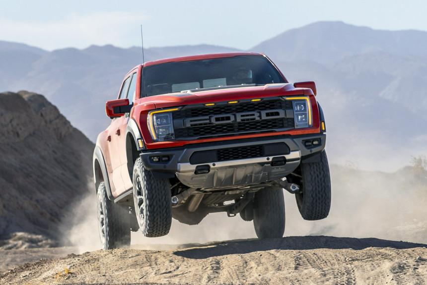 Новый Ford F-150 Raptor: пока только V6, но V8 на подходе!