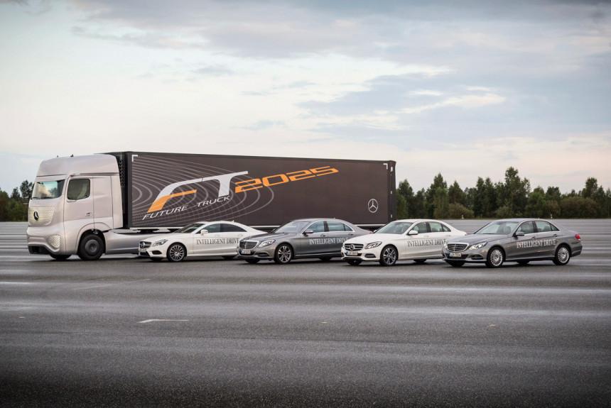 Концерн Daimler будет разделен на две компании