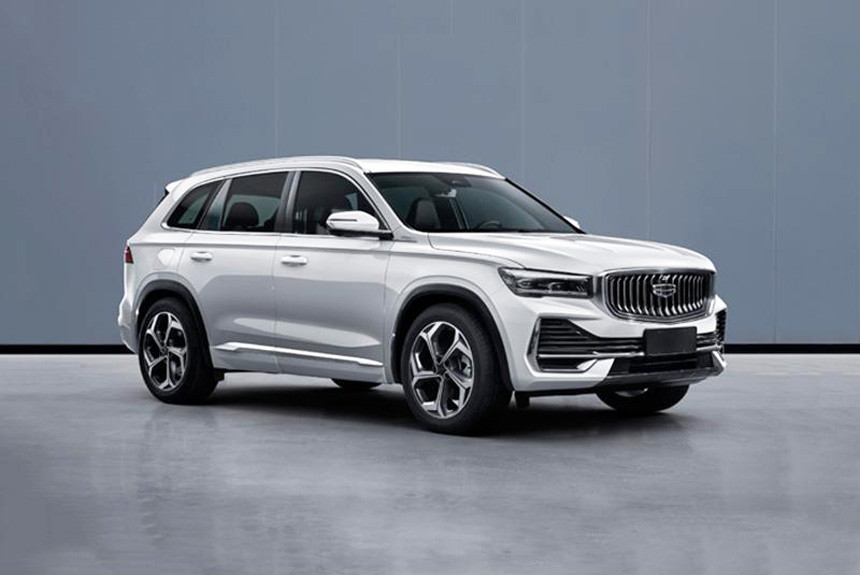 Article 171657 860 575 - Кроссовер Geely KX11 на платформе Volvo: скоро дебют
