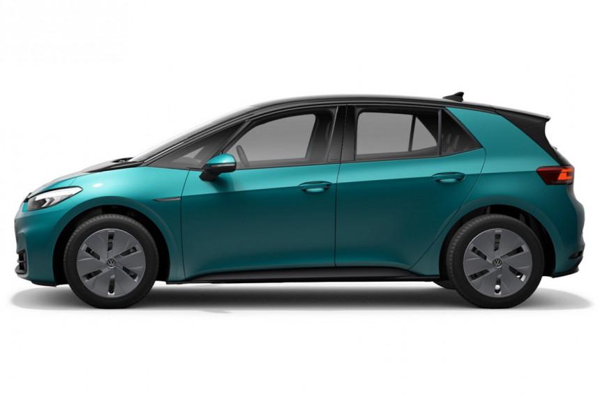 Расширено семейство электромобилей Volkswagen ID.3