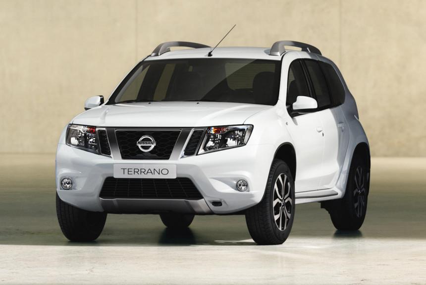 Nissan Terrano пока в строю, новое поколение под вопросом