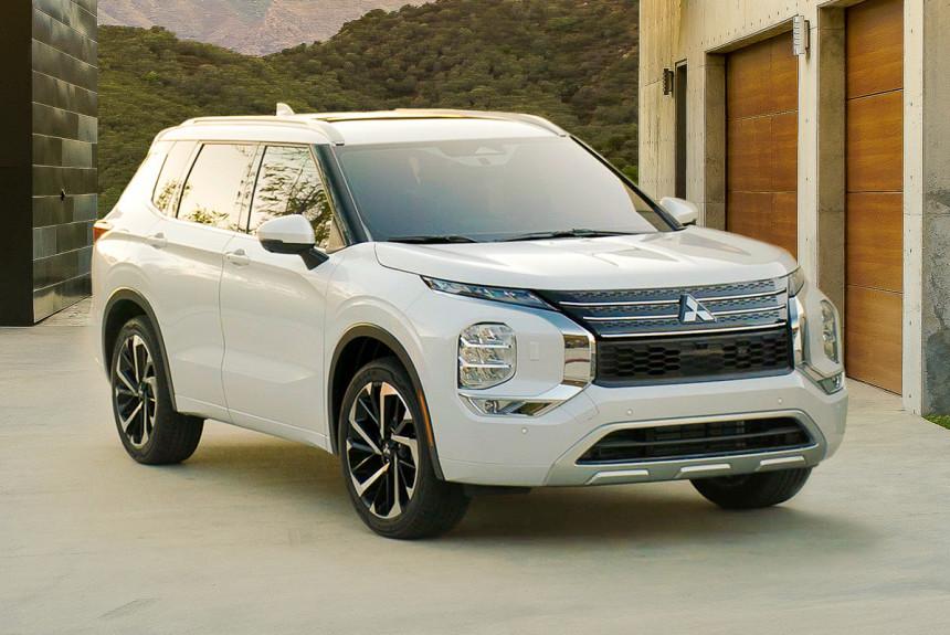 Article 171685 860 575 - Представлен кроссовер Mitsubishi Outlander нового поколения