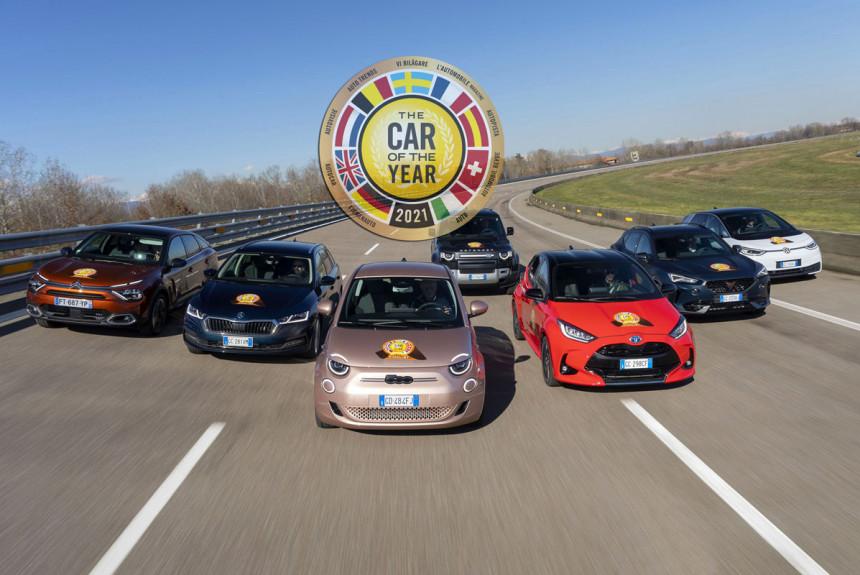 Автомобиль года — 2021: прямая трансляция финала конкурса Car of the Year из Женевы