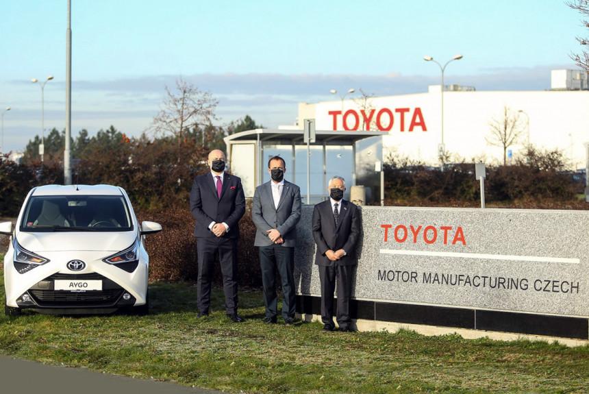 У хэтчбека Toyota Aygo будет преемник