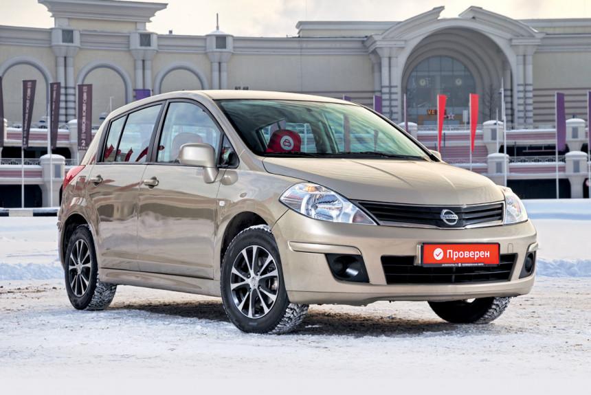 Nissan Tiidа c пробегом: антикризисное предложение