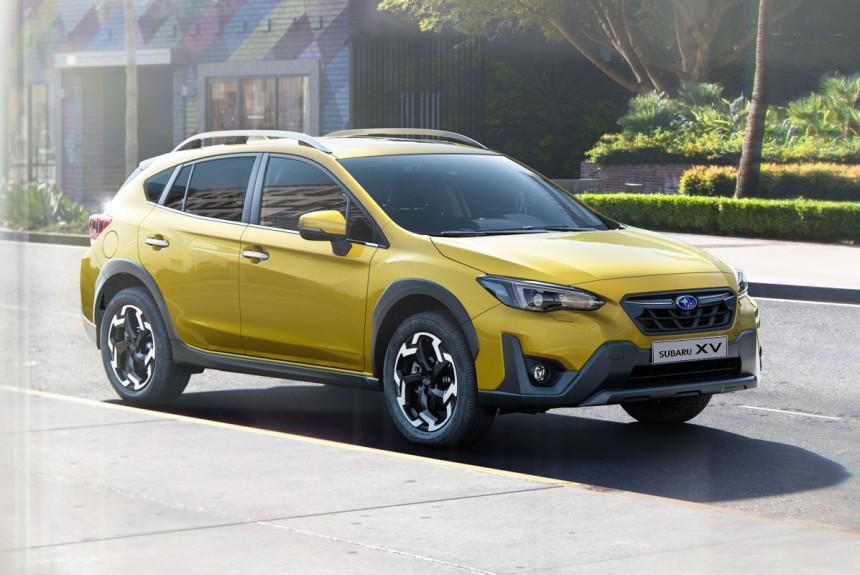 Обновленный Subaru XV в России: меньше версий, выше цены